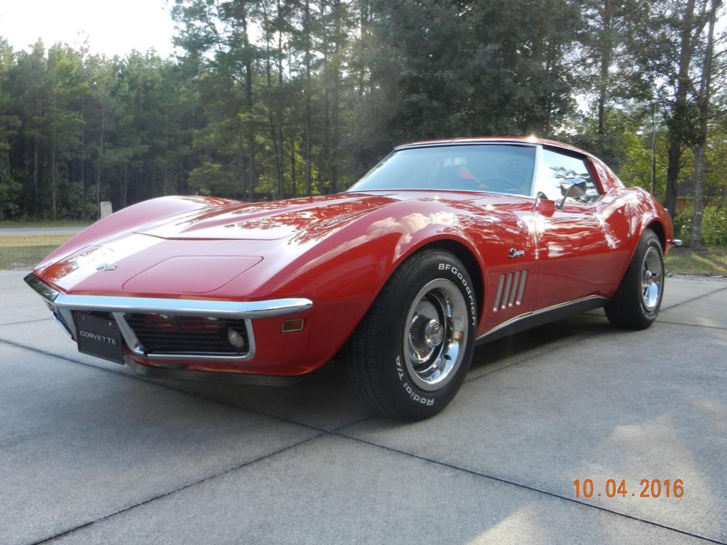1969 corvette for sale florida 1969 corvette t top. Black Bedroom Furniture Sets. Home Design Ideas