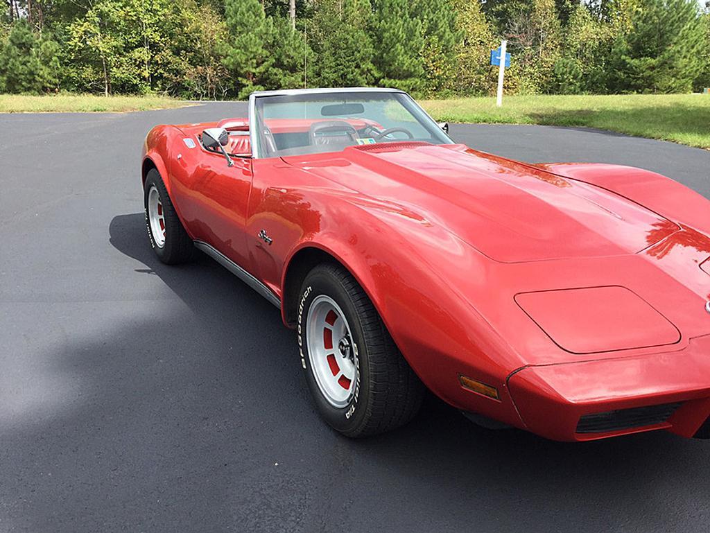 1975 Corvette For Sale Florida - 1975 Corvette Convertible ...