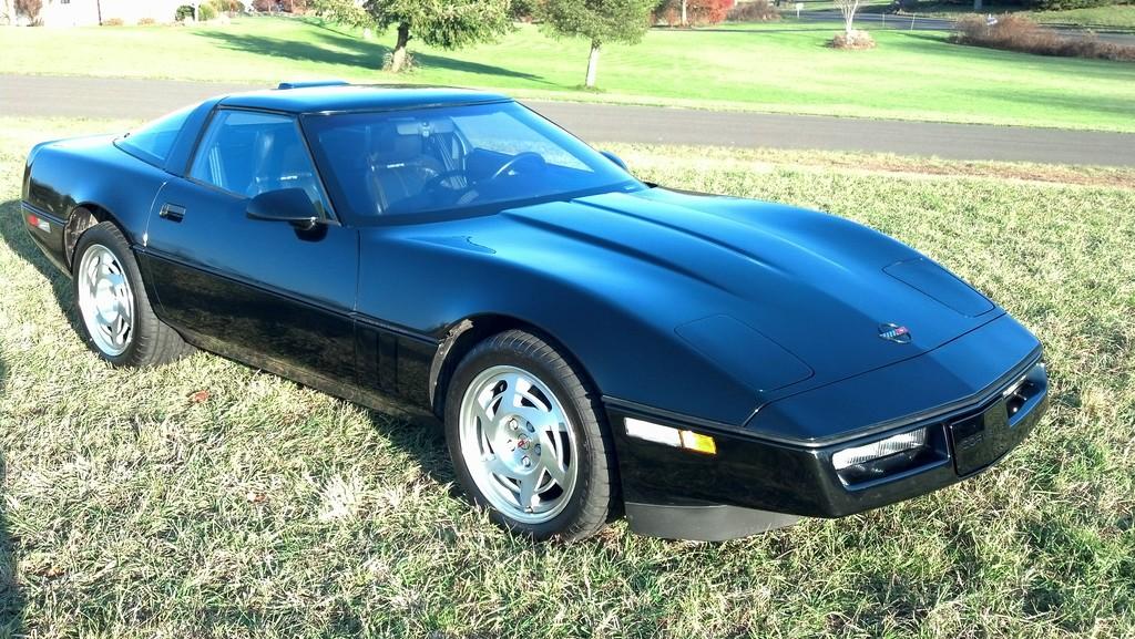 fs 1990 black corvette zr 1 in ct 23 900 corvetteforum chevrolet corvette forum discussion. Black Bedroom Furniture Sets. Home Design Ideas