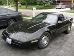 1986 corvette for sale