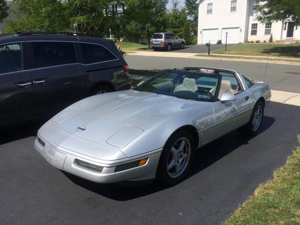 1996 corvette for sale pennsylvania 1996 corvette coupe corvette for sale in pennsylvania. Black Bedroom Furniture Sets. Home Design Ideas