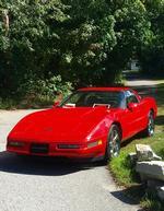 1996 corvette for sale
