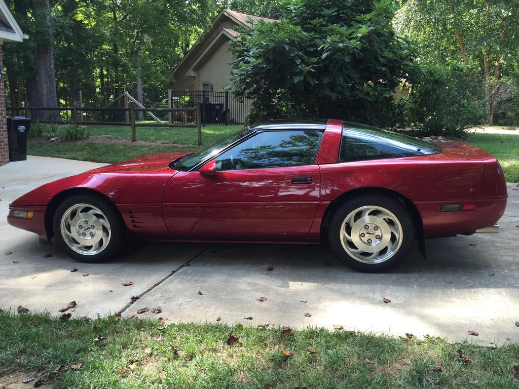 1994 corvette for sale north carolina 1994 corvette coupe corvette for sale in north carolina. Black Bedroom Furniture Sets. Home Design Ideas