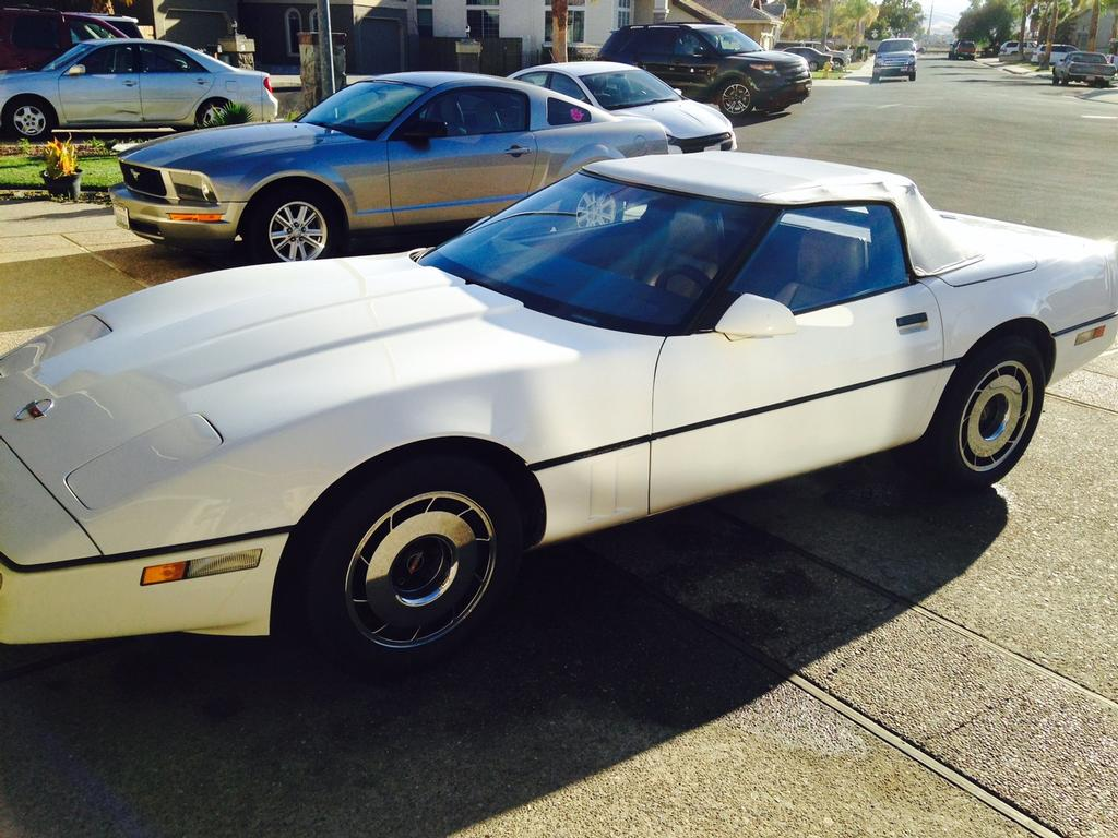 1987 corvette for sale california 1987 corvette convertible corvette for sale in california. Black Bedroom Furniture Sets. Home Design Ideas