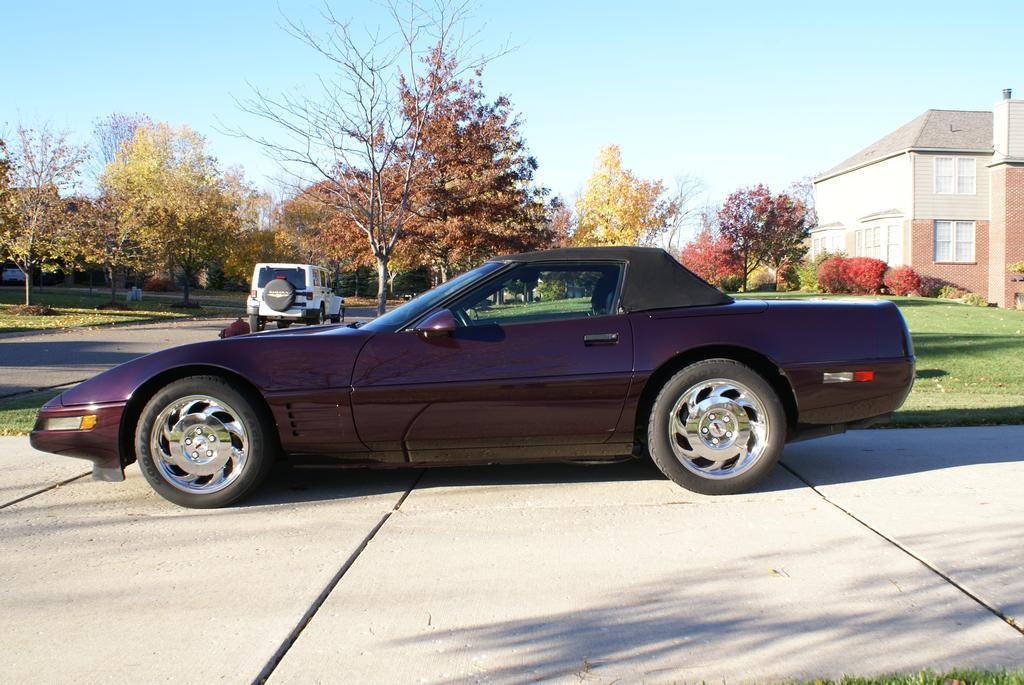 1994 corvette for sale michigan 1994 corvette convertible corvette for sale in michigan. Black Bedroom Furniture Sets. Home Design Ideas