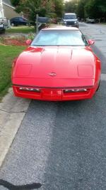 1989 corvette for sale