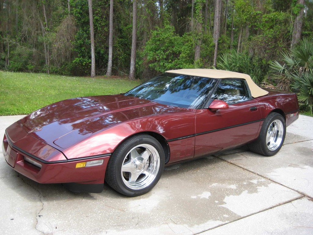1987 corvette for sale florida 1987 corvette convertible. Black Bedroom Furniture Sets. Home Design Ideas