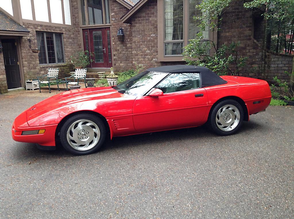 1996 corvette for sale florida 1996 corvette convertible. Black Bedroom Furniture Sets. Home Design Ideas