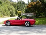 2002 corvette for sale