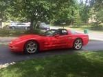 1998 corvette for sale