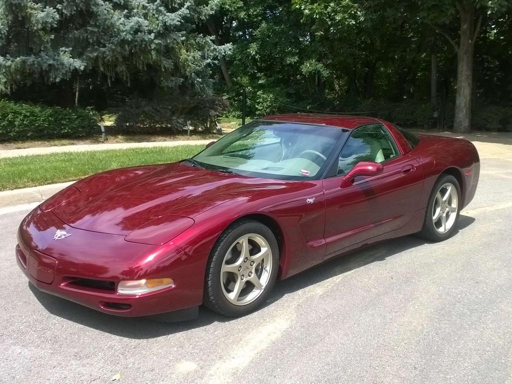 2003 corvette for sale florida 2003 corvette coupe. Black Bedroom Furniture Sets. Home Design Ideas