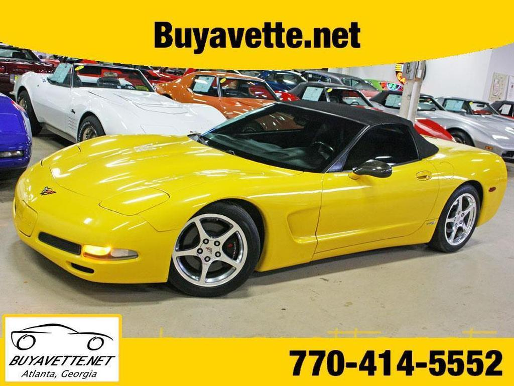 Cars For Sale Newnan Ga 2000: 2000 Corvette For Sale Georgia