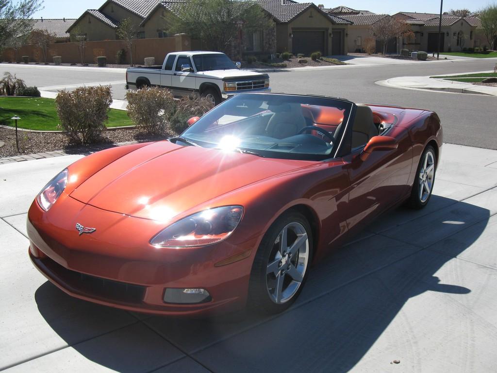 2005 Corvette For Sale Arizona 2005 Corvette Convertible
