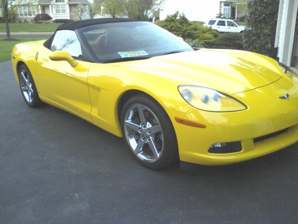 2007 corvette for sale new jersey 2007 corvette. Black Bedroom Furniture Sets. Home Design Ideas