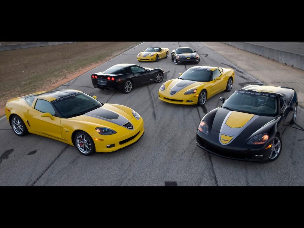 Машины Chevrolet Corvette GT1 38…