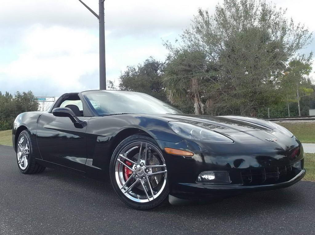 2005 corvette for sale florida 2005 corvette coupe. Black Bedroom Furniture Sets. Home Design Ideas