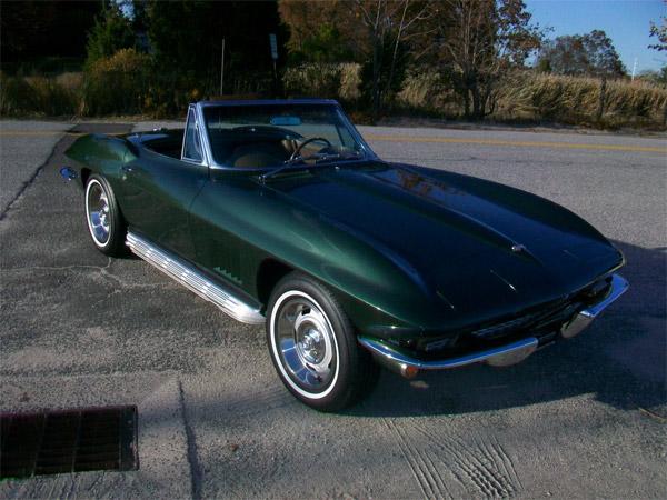 fs 1967 goodwood green corvette convertible in ct 59900 obo corvetteforum chevrolet. Black Bedroom Furniture Sets. Home Design Ideas