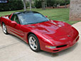 2002 Corvette Coupe For Sale