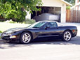 2002 Corvette Convertible For Sale