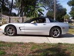 2002 Corvette T-Top For Sale
