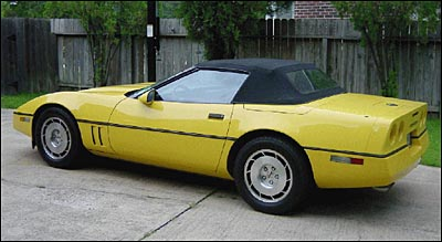 Corvettes For Sale Used Corvette Classifieds Buy Sell