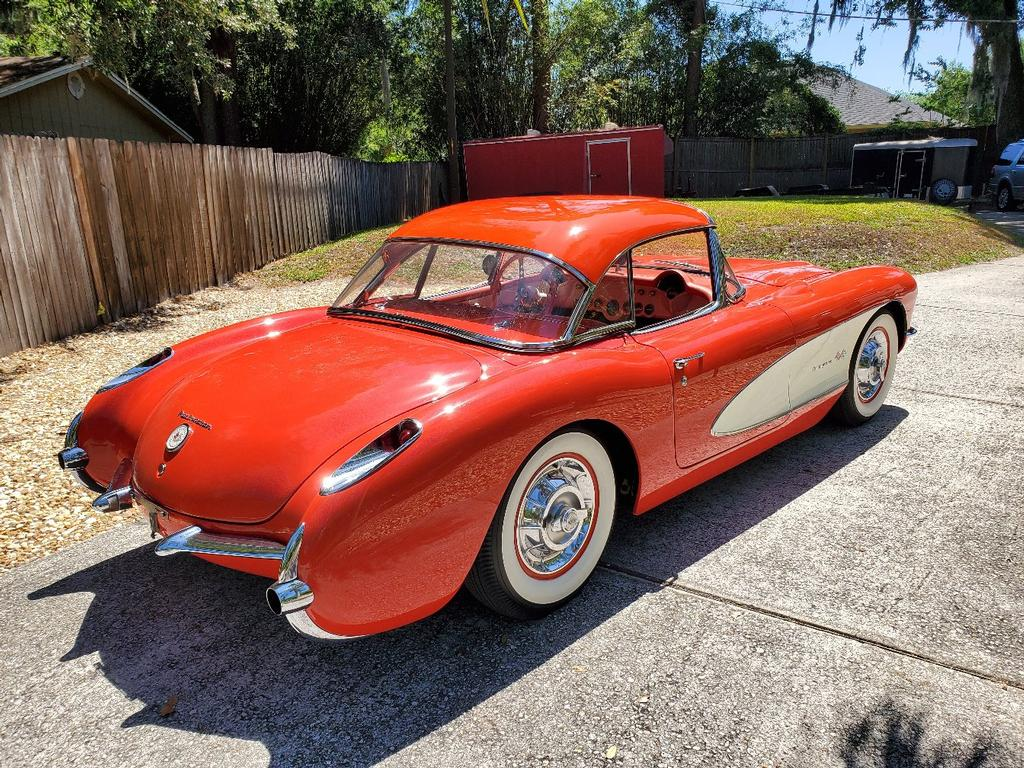 1957 corvette for sale