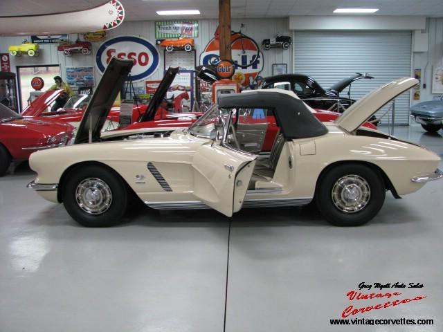1962 corvette for sale