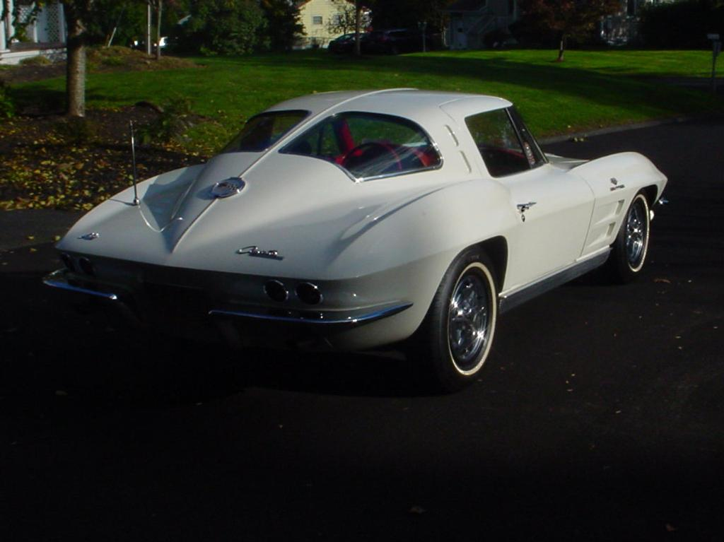 1963 corvette for sale