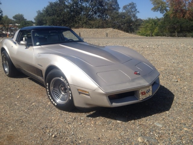 1982 Corvette For Sale California - 1982 Corvette T-Top - Corvette