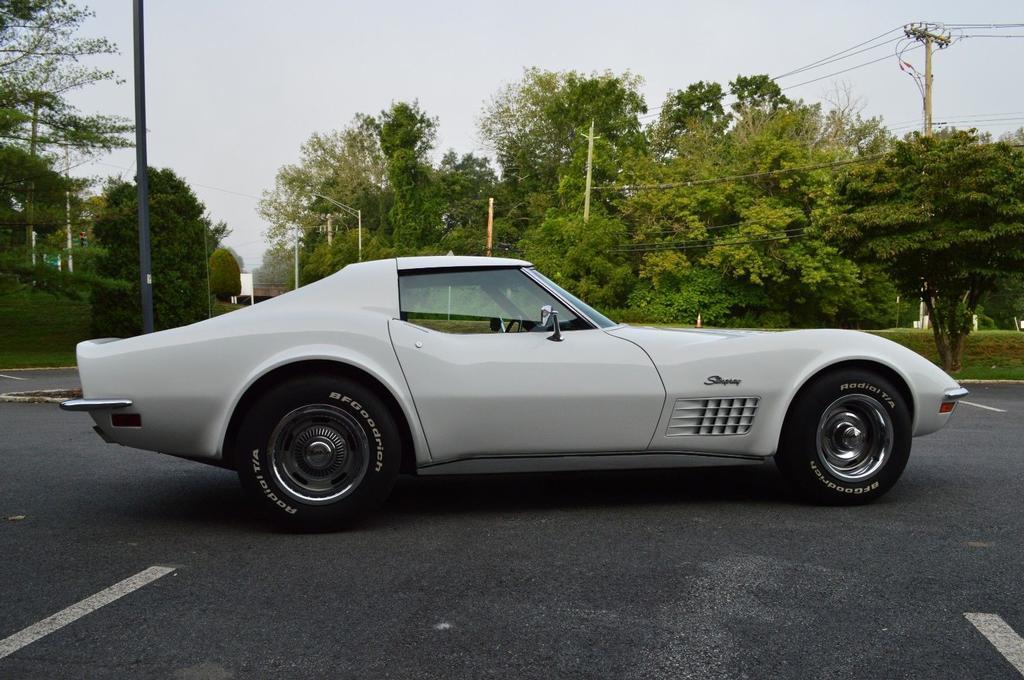 1972 Corvette For Sale New York - 1972 Corvette Coupe