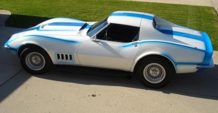 c3 corvettes for sale