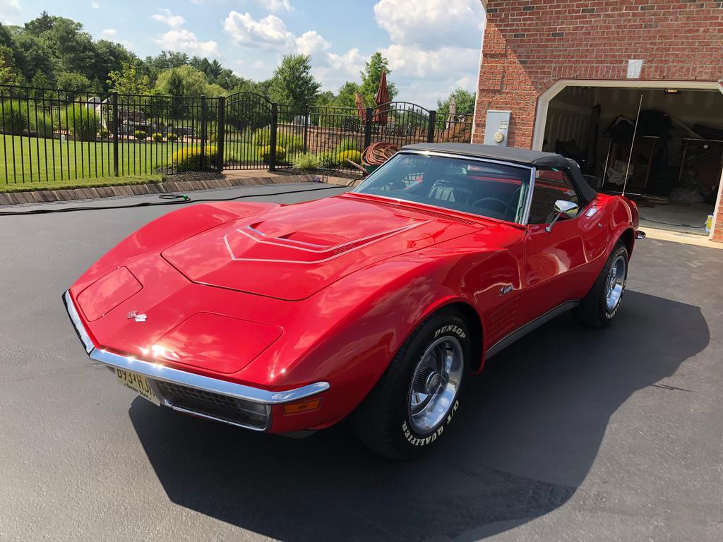 1971 Corvette For Sale Outside of USA - 1971 Corvette