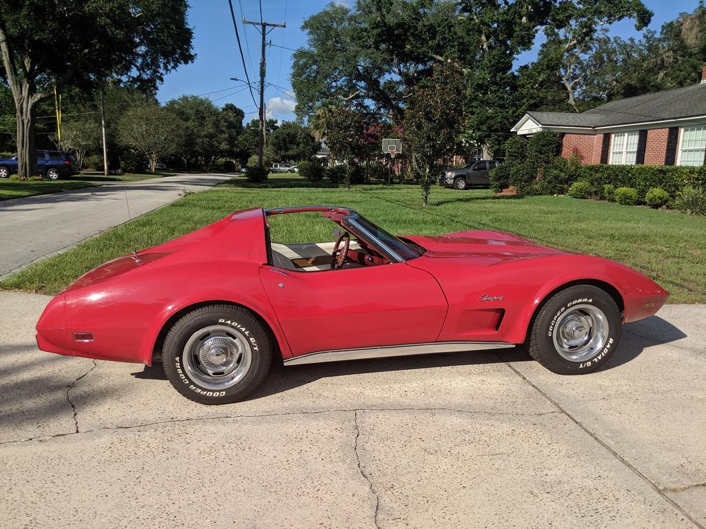 1976 Corvette For Sale Florida - 1976 Corvette T-Top