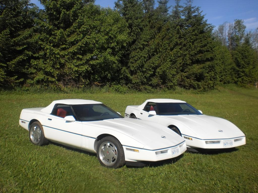 c4 corvettes for sale