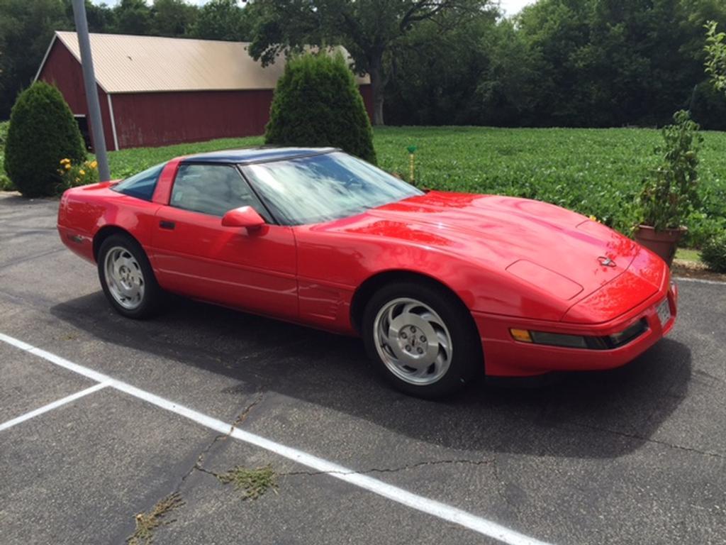 1995 Corvette For Sale >> 1995 Corvette For Sale Wisconsin 1995 Corvette Coupe