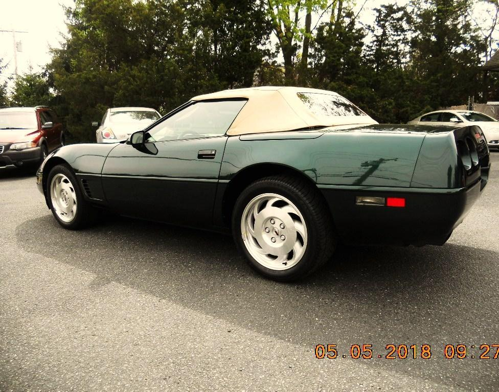 1995 Corvette For New Jersey Convertible In