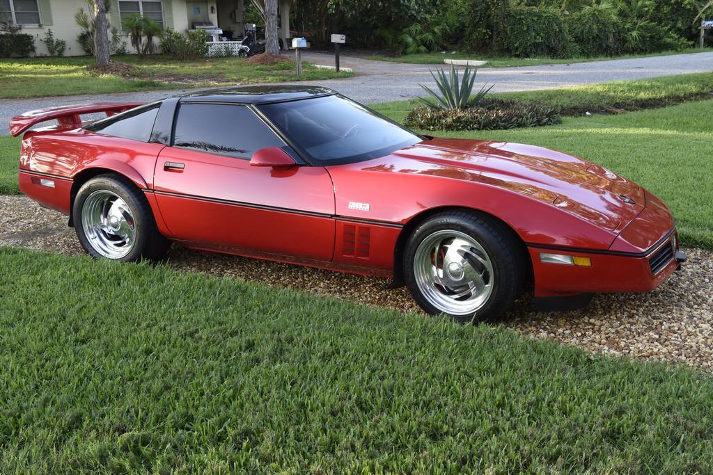 1985 Corvette For Sale Florida - 1985 Corvette Coupe - Corvette for Sale in  FloridaVetteFinders.com