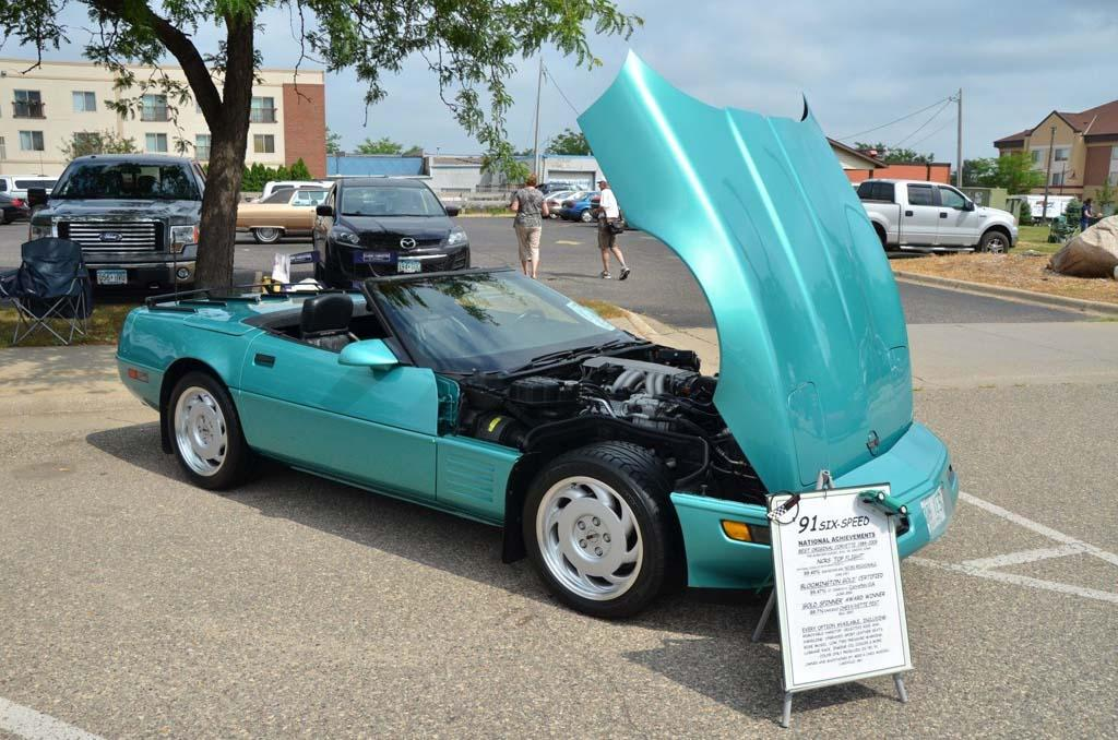 1991 Corvette For Sale Minnesota - 1991 Corvette Convertible