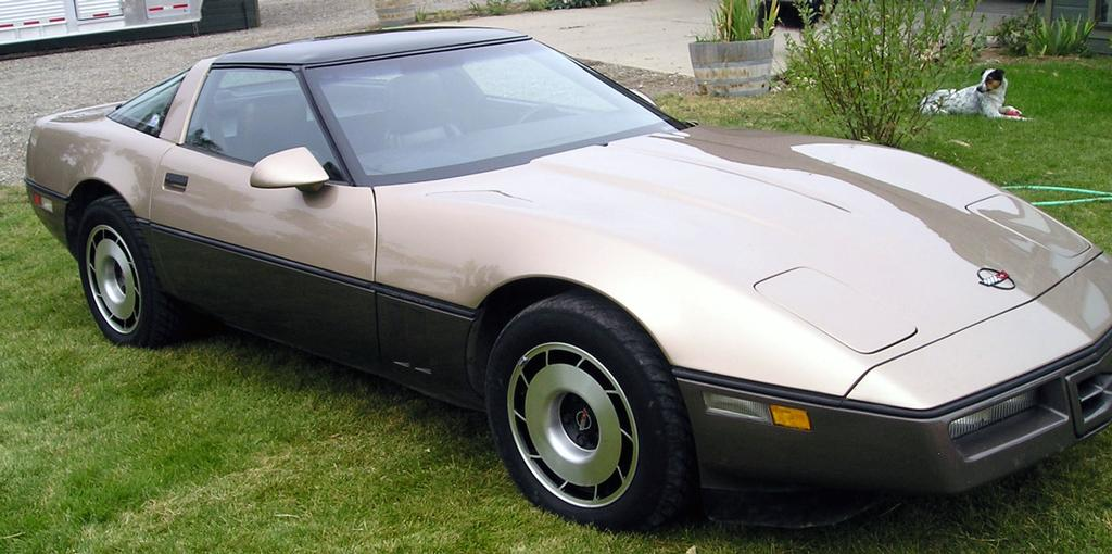 1985 Corvette For Sale Montanna - 1985 Corvette Coupe