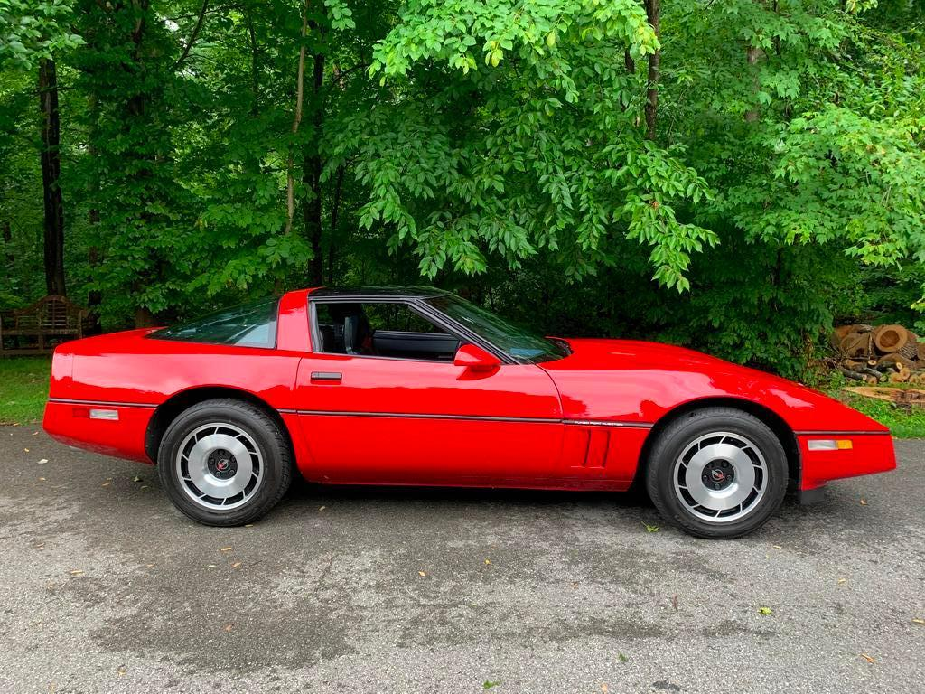 1985 corvette for sale