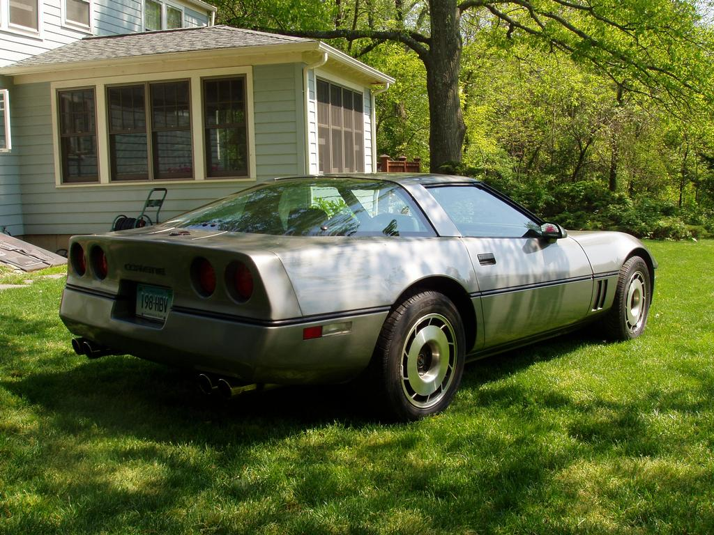 1984 corvette for sale