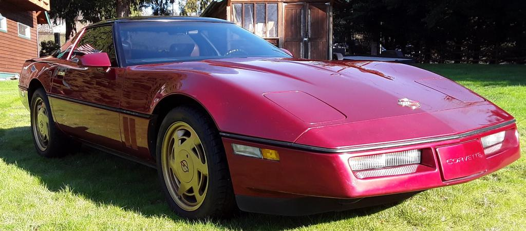 1989 corvette for sale