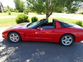 1999 corvette for sale