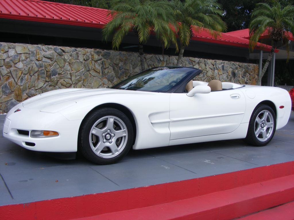 1999 Corvette For Sale >> 1999 Corvette For Sale Florida 1999 Corvette Convertible