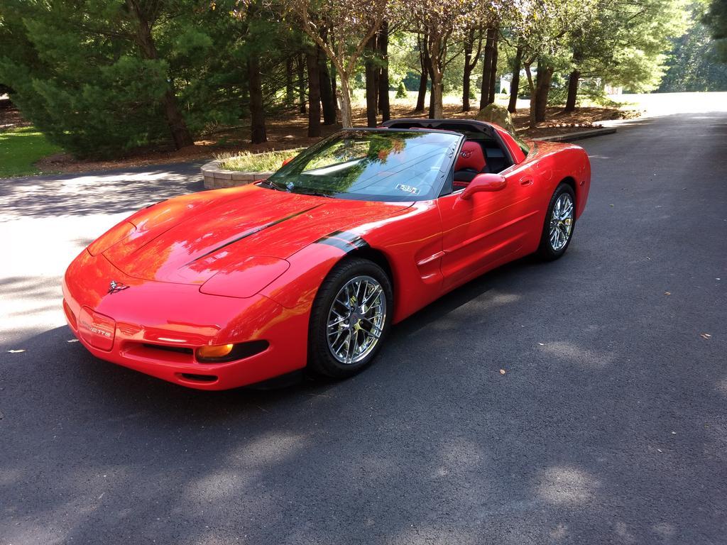 1999 Corvette For Sale >> 1999 Corvette For Sale Pennsylvania 1999 Corvette Hardtop