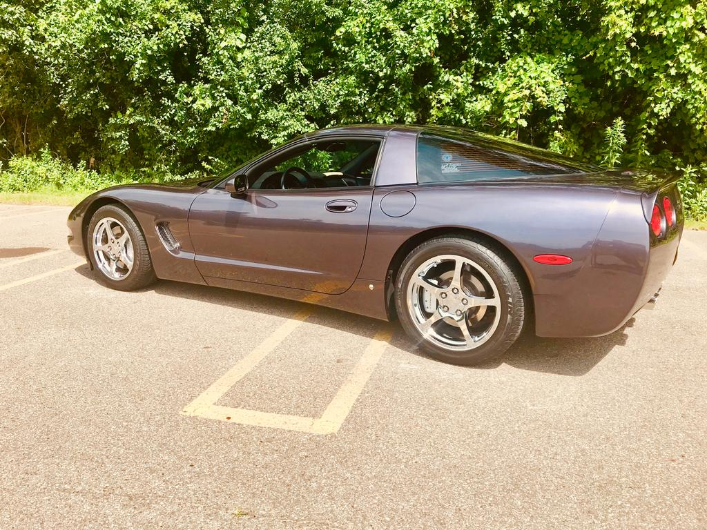 1998 corvette for sale