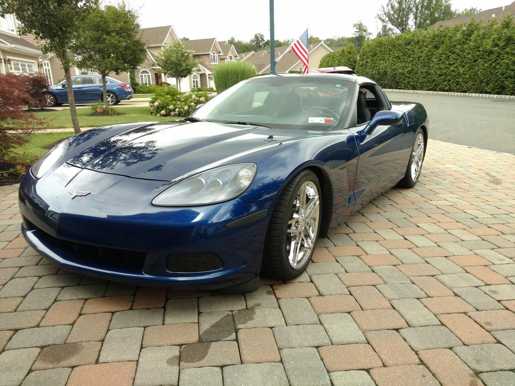 2005 corvette for sale