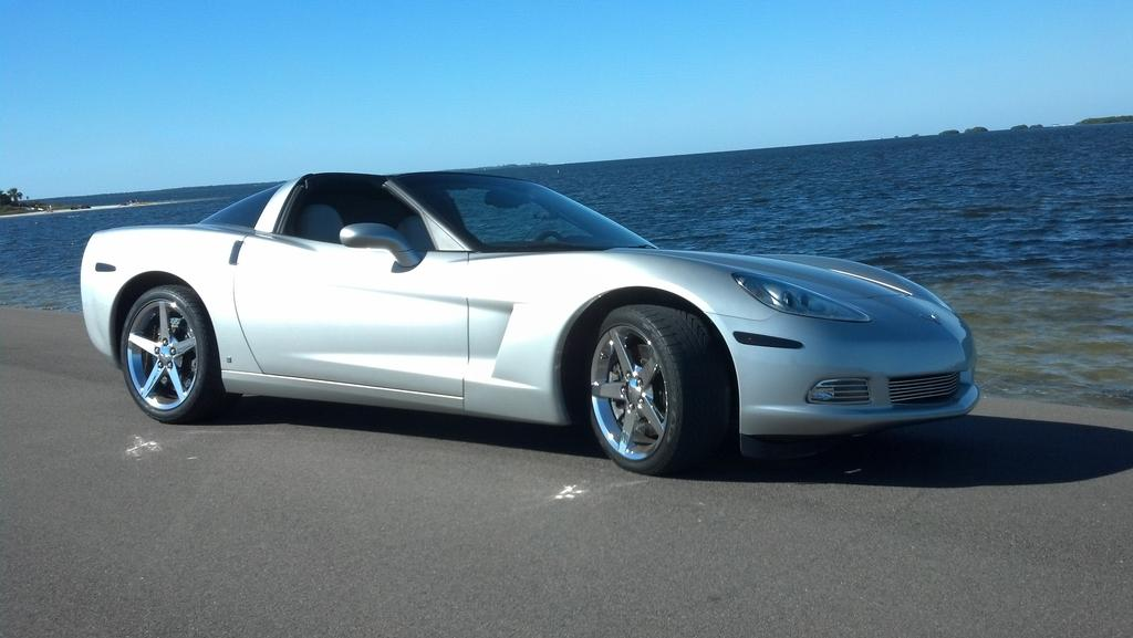 2007 corvette for sale