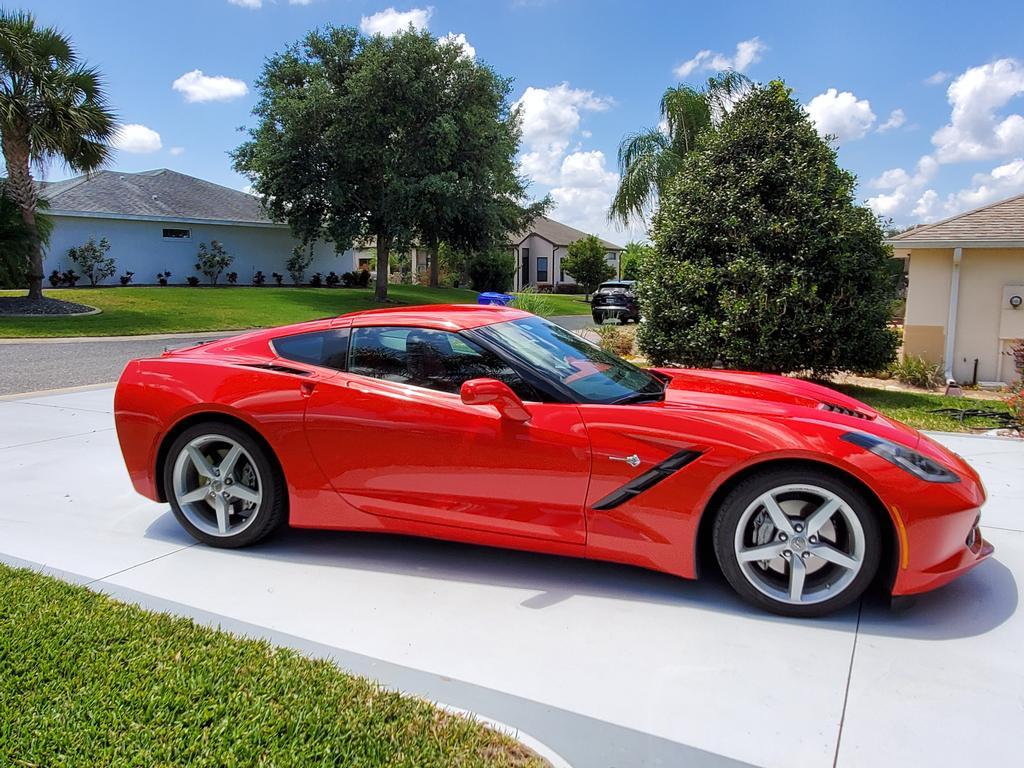 C7 Corvette For Sale >> 2014 Corvette For Sale Florida 2014 Corvette Coupe Corvette For